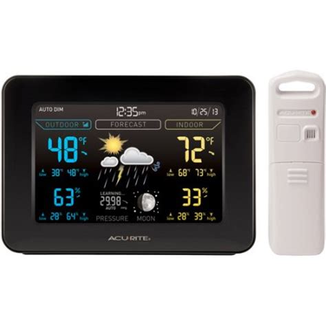 acurite forecaster digital weather station walmart