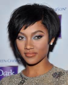 Trendy short hairstyles for black women 2017 wardrobelooks com