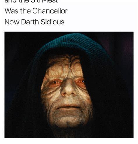 darth sidious meme was the chancellor now darth sidious meme on sizzle