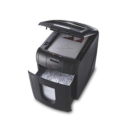 Gbc Paper Shredder Auto 60 X Hitam jual paper shredder gbc autoplus 100 m harga review