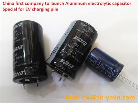 ymin electrolytic capacitor ymin horn type aluminum electrolytic capacitor 47000uf for low voltage inverter esw3 china