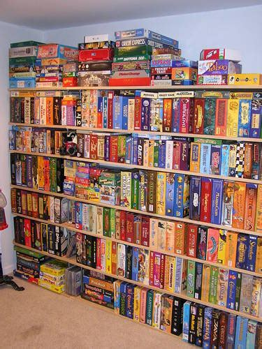 game storage ideas family storage solutions boardgames