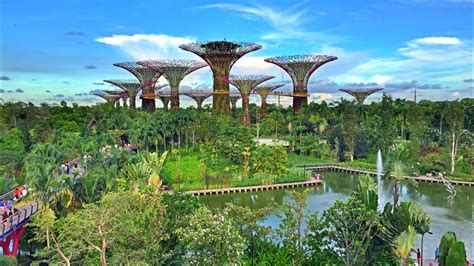 The Garden City travel gardens by the bay in singapore starmometer