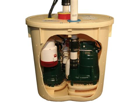 basement sump systems basement systems patented