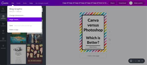 best software to make tutorial videos why i still use canva even though i have photoshop all