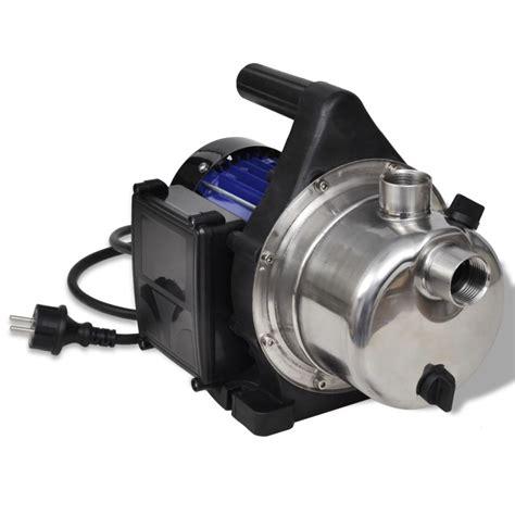 backyard water pump electric garden water pump 600 w vidaxl co uk