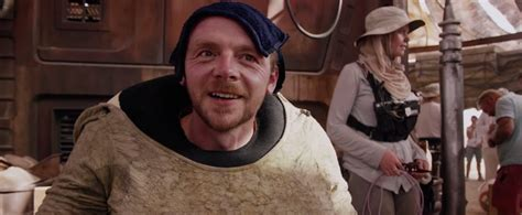 simon pegg voice 22 stars you didn t know were in the star wars movies