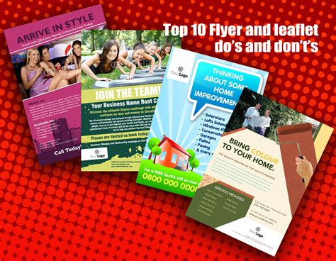 10 Decorating Do S And Dont S The Honeycomb Home | top 10 flyer design do s and dont s flyerzone