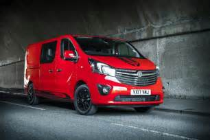 Vauxhall Limited Edition Vauxhall Vivaro Limited Edition Revealed Gm Authority