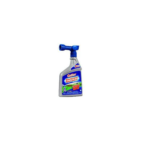 cutter backyard bug control spray concentrate cutter backyard bug control spray concentrate 32 oz