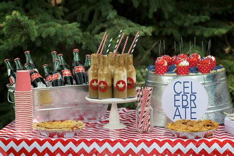 4th of july backyard party ideas kara s party ideas 4th of july party via kara s party ideas karaspartyideas com