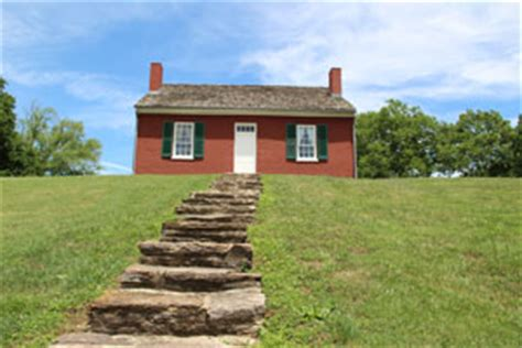 john rankin house rankin house on ohio underground railroad ohio traveler