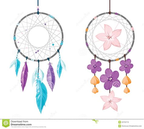 dream catcher tattoo vector dreamcatcher stock vector illustration of feathers
