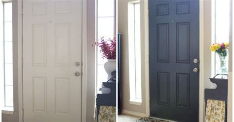 More Painted Interior Doors Before And After Interior Doors And More