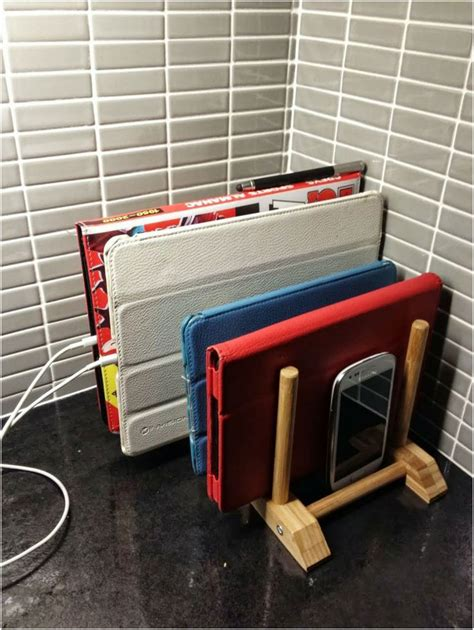 diy charging station ideas diy tablet charging station ideas interior design ideas