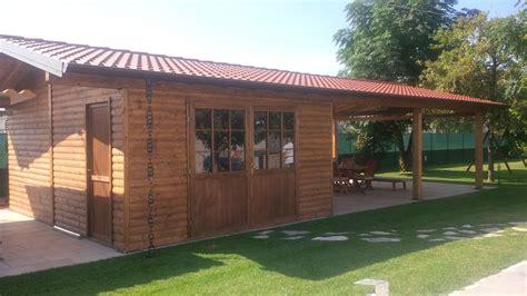 tettoia garage box auto a portone doppio con tettoia in legno lamellare