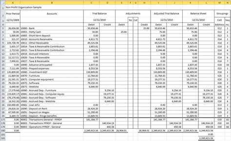 pictures trial balance worksheet getadating