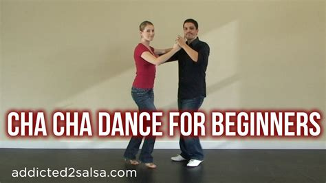 tutorial dance for beginners dance cha cha dance lesson for beginners