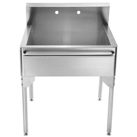 stainless steel utility sink industrial stainless steel freestanding kitchen sink 2