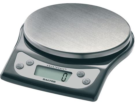 Decorative Home Accents by Salter Stainless Steel Aquatronic Kitchen Scale