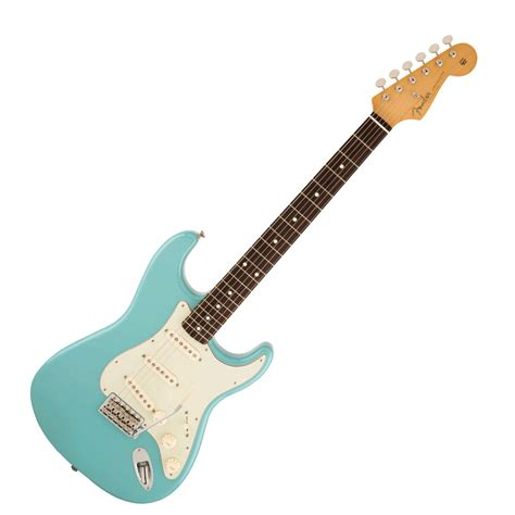 Diton Cerulean Blue disc fender special edition 60s stratocaster cerulean