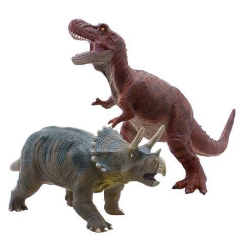 Figure Dinosaurus Set premium edition large soft dinosaur set
