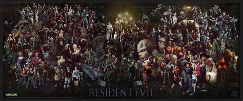 best evil top 10 los enemigos m 225 s terror 237 ficos de resident evil