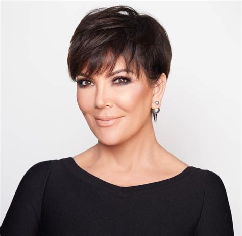 pic of back of kris jenner hair cut kris jenner haircut pictures front and back short
