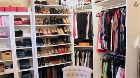 Walk In Closet Tour by Closet Tour By Makeupbytiffanyd Closet Tours