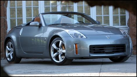 2007 nissan 350z roadster review car reviews from industry experts auto123