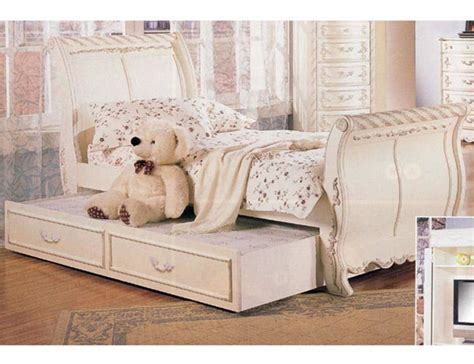 4 alexandria sleigh bed bedroom furniture set in