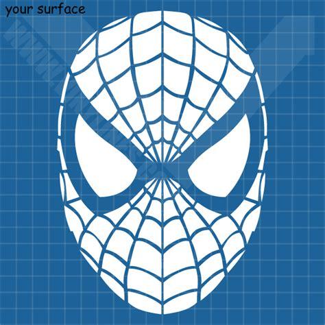 spider man carving pattern spiderman face stencil www pixshark com images