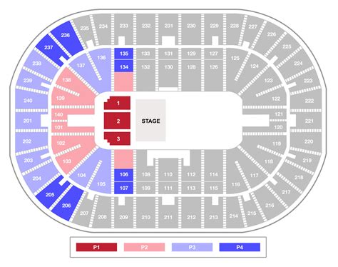 bank arena seating chart u s bank arena bring it live cancelled