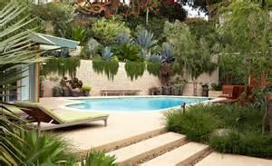 Mid Century Modern Home lisa gimmy landscape architect landscape architecture