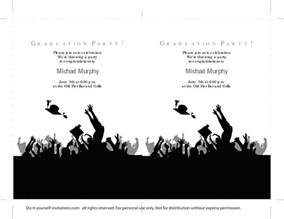 free graduation announcement templates graduation invitations templates gangcraft net
