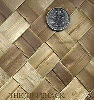 Lauhala Mats For Sale by Bamboo Wall Covering Lauhala Mats Bamboo Matting
