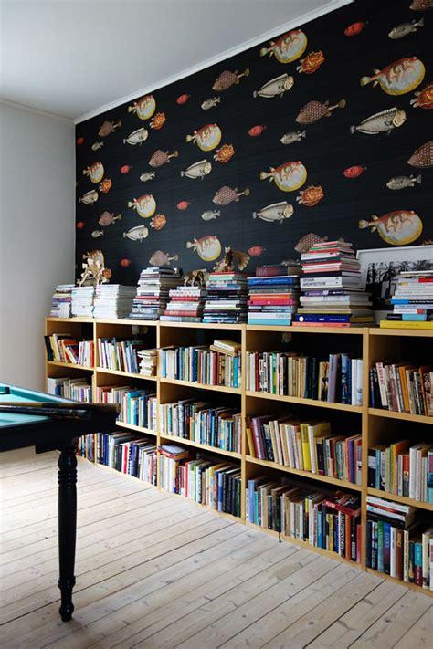 fornasetti acquario wallpaper  david report head office