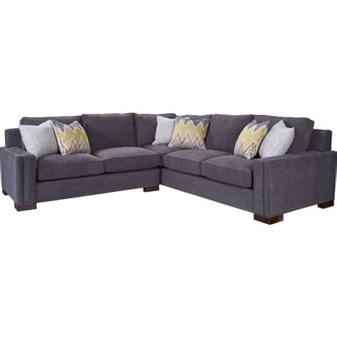 broyhill sectional sofa broyhill 4281 sectional sectional discount furniture