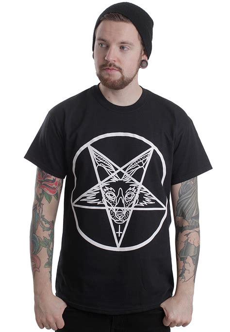 Tshirt Ls No Fear fuchsteufelswild pentagram t shirt streetwear shop