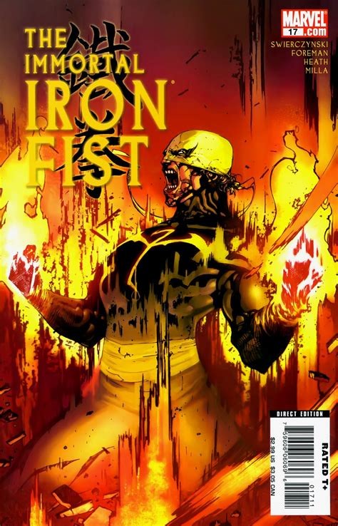 immortal iron fist the the immortal iron fist 017 alivvay
