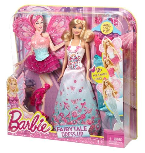 Doll Fairytale Endless Hair Kingdom Unicorn New fairytale mix and match dress up playset