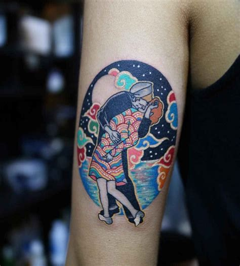 korean tattoo artist korean traditional by pitta inkppl