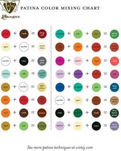 colors to mix to make brown best 25 color mixing chart ideas on color
