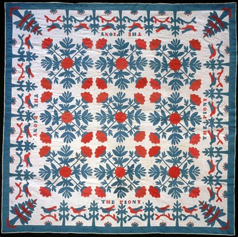 the piony new quilt museum antique quilts