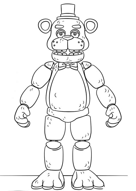 coloring pages printable fnaf printable coloring pages to print free coloring sheets