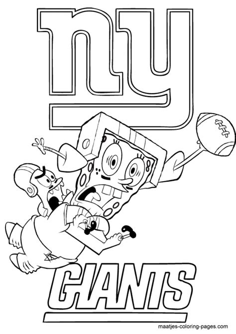 nfl football coloring pages online get this kids printable nfl football coloring pages online