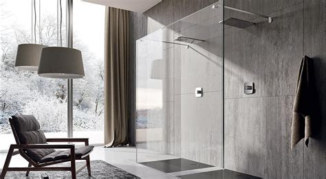 doccia senza piatto doccia a filo pavimento archivi stile bagno