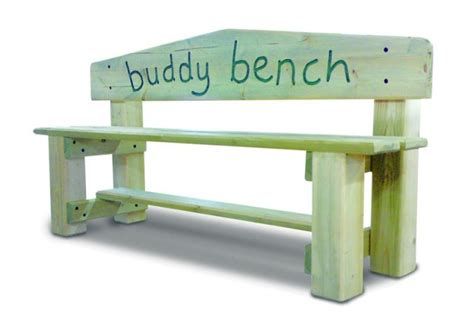 the buddy bench buddy bench building kicks off this saturday 1 30 the