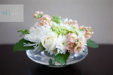 how to floral arrangements diy flower arrangement tutorial