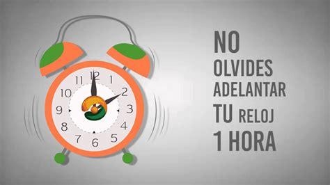 cambio de hora y sistema horario en el reino unido viaje jet cambio de horario verano 2016 youtube
